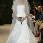 Carolina Herrera 2014 Uzun Gelinlik Modeli 150x150 2014 Carolina Herrera Gelinlik Modelleri