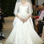 Carolina Herrera 2014 Yeni Moda Gelinlikler 150x150 2014 Carolina Herrera Gelinlik Modelleri