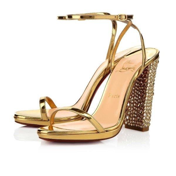 Dore Christian Louboutin Gelin Ayakkabısı Modelleri