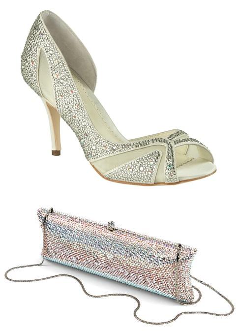 Taşlı Christian Louboutin Gelin Ayakksbısı Modelleri Yeni Sezon Christian Louboutin Taşlı Gelin Ayakkabısı Modelleri