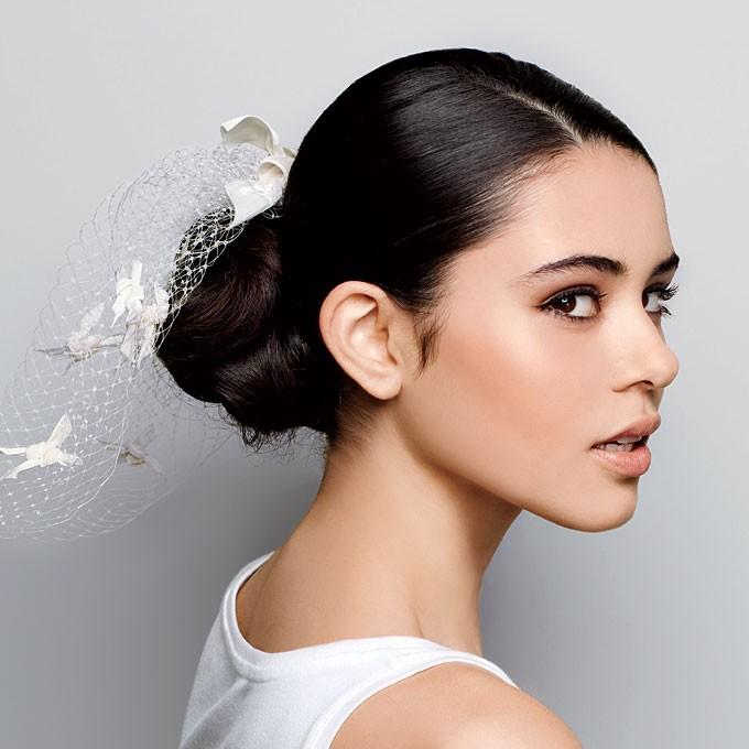 2014 Topuz Gelin Saçı Modelleri