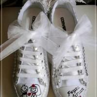 Farklı Düz Taban Gelin Ayakkabısı Modelleri 200x200 Düz Taban Gelin Ayakkabısı Modelleri