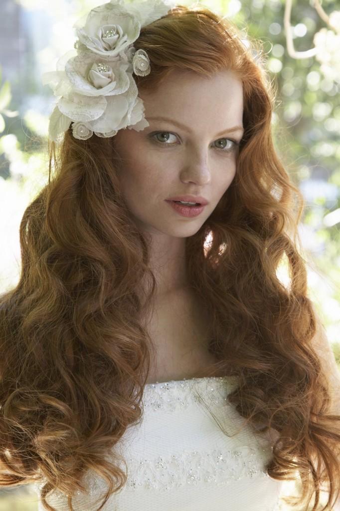 Trend Açık Gelin Saçı 2014 Açık Gelin Saçı Modelleri